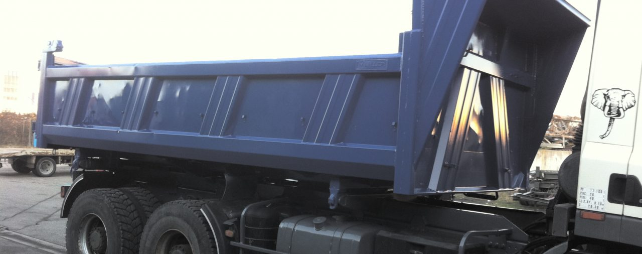 Peinture carrosserie industrielle